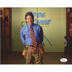 "Tim Allen Signed ""Home Improvement"" 8x10 Photo (JSA Hologram)"
