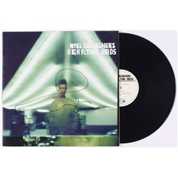 "Noel Gallagher Signed ""Noel Gallagher's High Flying Birds"" Vinyl Record Album (JSA COA)"