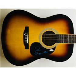 Darius Rucker Signed Acoustic Guitar (JSA COA)