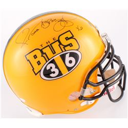 "Jerome Bettis Signed Steelers ""The Bus"" Authentic On-Field Full-Size Helmet With Full Name Signature"