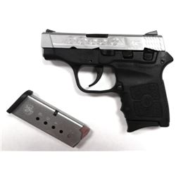 Smith & Wesson Engraved Body Guard. 380 New.