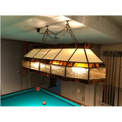 Hanging Pool Table Light