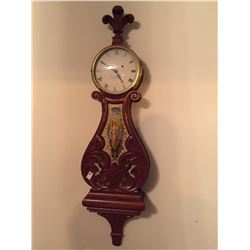 Foster S Campos Clock