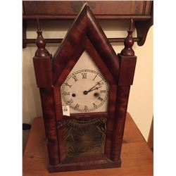 Terryville Manufacturing Steeple Clock