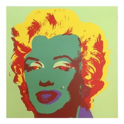 Marilyn 11.25 by Warhol, Andy