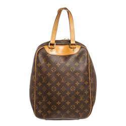 Louis Vuitton Monogram Canvas Leather Excursion Bag