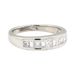 1.00 ctw Diamond Band - Platinum