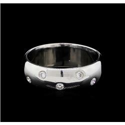 0.24 ctw Diamond Ring - Platinum