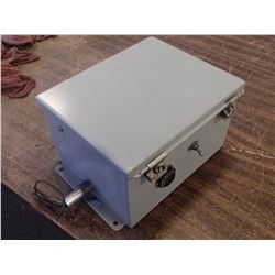 """Wiegmann Type 12 and 13 Enclosure, Overall: 8"""" x 10"""" x 6"""""""
