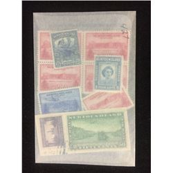 CANADIAN STAMPS LOT (NEWFOUNDLAND)