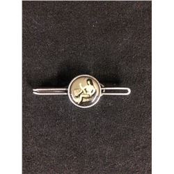 ANTIQUE BURLESQUE TIE CLIP
