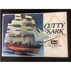 "REVELL CUTTY SARK 16"" UNASSEMBLED MODEL KIT W/ BOX"