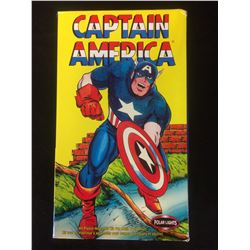 Polar Lights CAPTAIN AMERICA Model (2004)