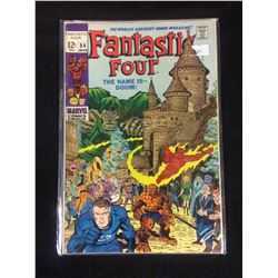 FANTASTIC FOUR #84 (MARVEL COMICS)