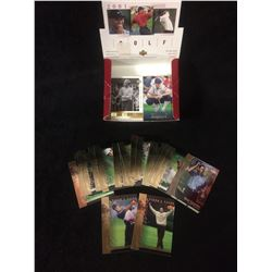 GOLF TRADING CARDS LOT