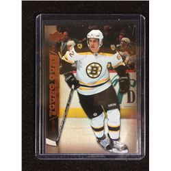 2007-08 UPPER DECK YOUNG GUNS UD EXCLUSIVES ROOKIE #207 MILAN LUCIC