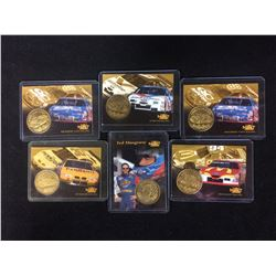 NON SPORTS CARDS LOT (PINNACLE MINT RACING)