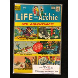 1965 LIFE WITH ARCHIE #41 (ARCHIE SERIES)