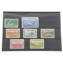 Lot Canada Stamps