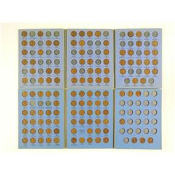 Lincoln Head Cent Collection