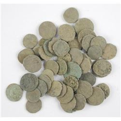 50x Ancient Roman Coins- Unsearched