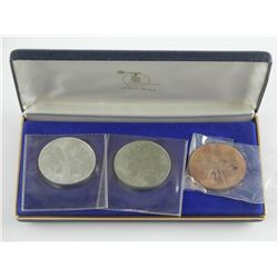 Wellings Mint - 3 Coin Set