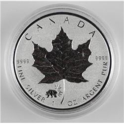 .9999 Fine Silver Maple Leaf - 1oz Panda Privy