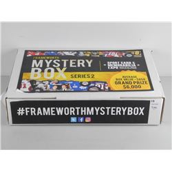 Mystery Box - Sports Memorabilia Box Contains, Sig