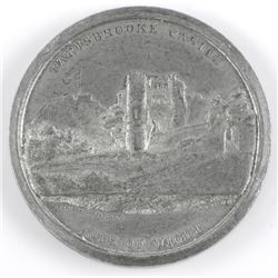 Isle of Wight Medal dated 1598