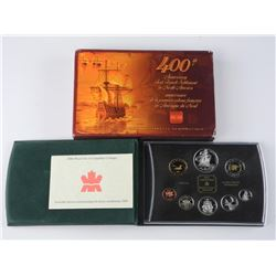 2004 Proof Silver Set.
