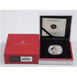 RCM .9999 Fine Silver Lunar Coins 'Year of the Sna