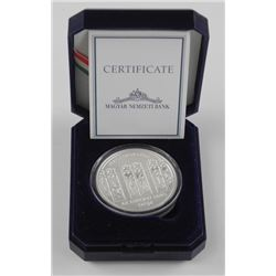 2004 - 5000 Forint Proof Coin .925 Sterling Silver