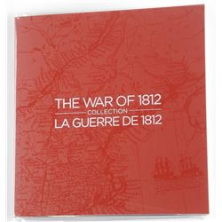 The War of 1812 - 5 Coin Set Special Toonie and Co