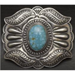 NAVAJO BUCKLE (BEGAY)