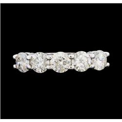 14KT White Gold 1.96 ctw Diamond Ring