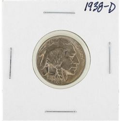 1938-D Buffalo Nickel Coin