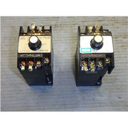 MITSUBISHI SRE-KY VOLTAGE RELAY *LOT OF 2*