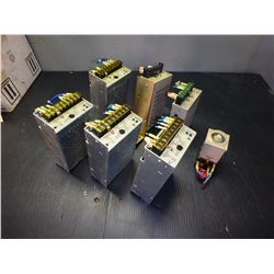 OMRON MISC. PARTS *LOT OF 7*