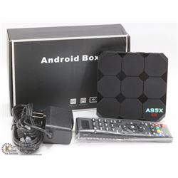 NEW A95X ANDROID TV BOX MULTIMEDIA GATEWAY