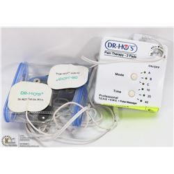 DR. HO'S 2 PAD PAIN THERAPY MUSCLE STIMULATOR