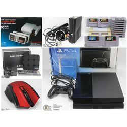 FEATURED ITEMS: GADGETS AND GAMING!