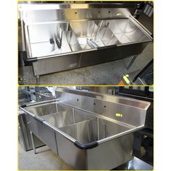 COMMERCIAL SINK!