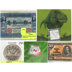 FEATURED COINS AND COLLECTIBLES