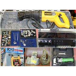 FEATURED PAWN SHOP TOOLS AND VALUABLES