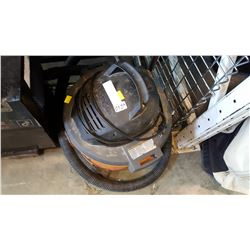 RIGID 9 GALLON SHOP VAC