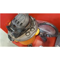 RIGID SHOP VAC