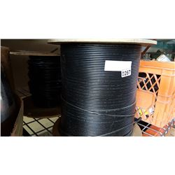 TWO ROLLS OF ELECTRIC CABLE