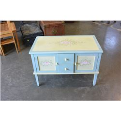 SMALL PAINTED DRESSER