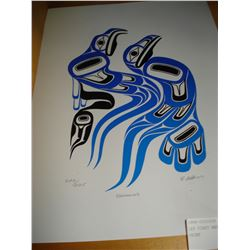 LEP FIRST NATIONS UNFRAMED PRINT