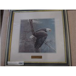 ROBERT BATEMAN PRINT THE AIR IN THE FOREST AND THE WATCH